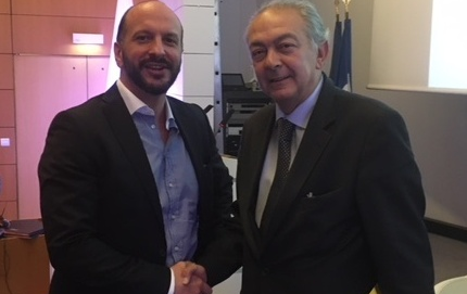 SIGNATURE D'UNE CONVENTION DE PARTENARIAT AVEC BUSINESS FRANCE