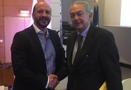 الغرفة التجارية و Business France )هيئة تشجيع التجارة الخارجية الفرنسية( توقّعان اتفاقية شراكة