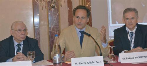 دوة التحكيم السنوية للغرفة التجارية العربية الفرنسية