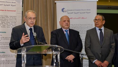 تقرير نشاطات نشاطات الغرفة لعام 2017 يقدمه الدكتور صالح الطيار الأمين العام