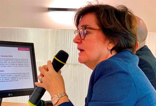النظام العام لحماية البيانات الشخصية (GDPR) وتوسيع نطاقها خارج الحدود الأوروبية الثلاثاء 26 نوفمبر 2019